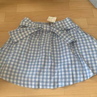 COLZA - チェック柄スカート