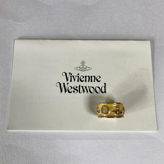 Vivienne Westwood - ヴィヴィアン キングリング XS ゴールド