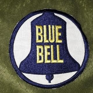 ラングラー(Wrangler)の【希少!】Wrangler BLUE BELL刺繍ワッペン(デニム/ジーンズ)
