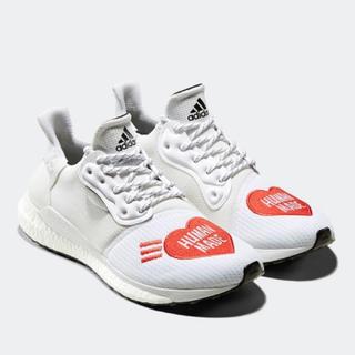 アディダス(adidas)のHUMAN MADE×PHARRELL WILLIAMS×adidas(スニーカー)