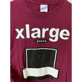 エクストララージ(XLARGE)のxlarge tシャツ(Tシャツ(半袖/袖なし))