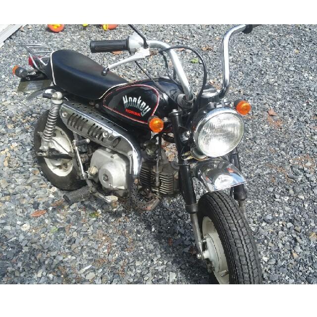 ホンダ(ホンダ)のホンダ モンキー Z50J 50cc  車体 自動車/バイクのバイク(パーツ)の商品写真