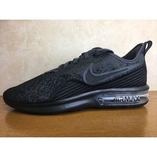 ナイキ(NIKE)のナイキ エアマックスシークエント4 靴 メンズ 27,0cm 新品 (42)(スニーカー)