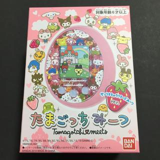 BANDAI - たまごっちみーつ  サンリオキャラクターズみーつver.