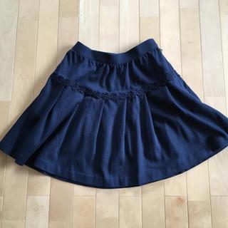 TOCCA - 美品 トッカ TOCCA 濃紺スカート 140cm