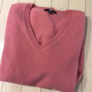 UNIQLO - カシミヤ100%セーター