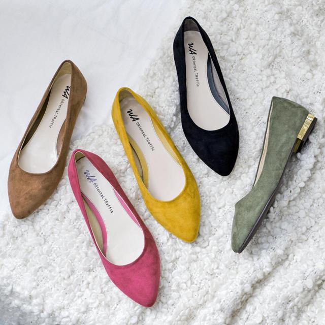 ORiental TRaffic(オリエンタルトラフィック)の今季!!WA ORiental TRaffic 秋冬新作パンプス レディースの靴/シューズ(ハイヒール/パンプス)の商品写真