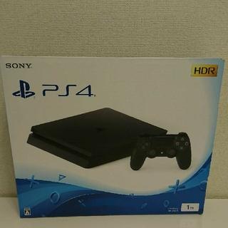 PlayStation - 新品プレイステーション4 1TB CUH-2200BB01