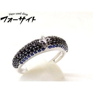 17号 ストーンマーケット BLACK LABEL■SV 925 ジルコン 指輪(リング(指輪))