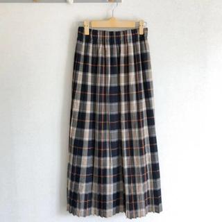 natural couture - ナチュ♡プリーツスカート