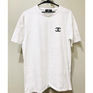 19800円 【うりきり】シャネル Tシャツ メンズ レディース dude9(Tシャツ/カットソー(半袖/袖なし))