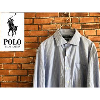 ラルフローレン(Ralph Lauren)の90s vintage Ralph Lauren ラルフローレン シャツ XL(シャツ)