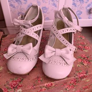 メタモルフォーゼタンドゥフィーユ(metamorphose temps de fille)のメタモ 靴(ハイヒール/パンプス)