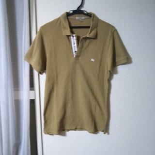BURBERRY - バーバリー半袖ポロシャツ 美品