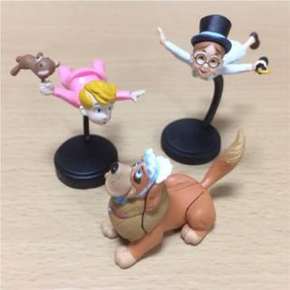 Disney - チョコエッグ ピーターパン 3点 フィギュア