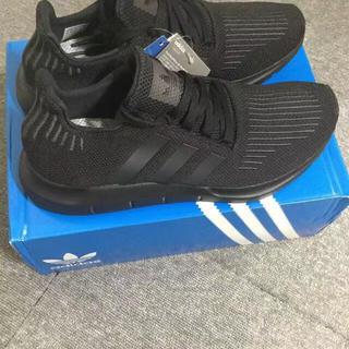 アディダス(adidas)の27cm 新品アディダスオリジナルス スニーカー黒(スニーカー)