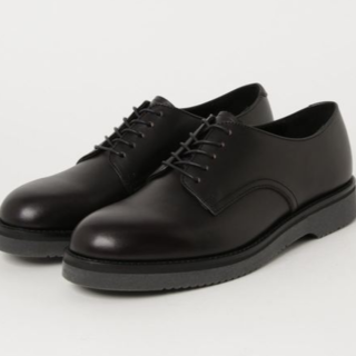 パドローネ(PADRONE)の【PADRONE】URBAN LINE DERBY PLAIN TOE SHOE(ドレス/ビジネス)