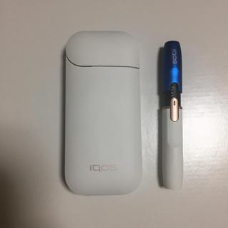 アイコス(IQOS)のアイコス IQOS2.4PLUS ホワイト セット(タバコグッズ)