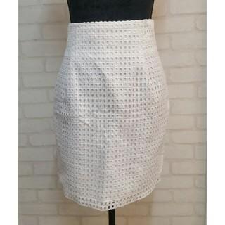 ルカ(LUCA)のLUCA/LADY36サイズハイウエストスカート(ミニスカート)