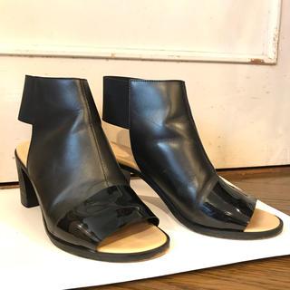 エムエムシックス(MM6)のMM⑥ ショートブーツ(ブーツ)