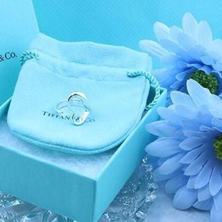 ティファニー(Tiffany & Co.)の☆新品☆未使用☆ティファニー オープン ハート リング7号(リング(指輪))