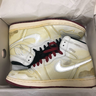 NIKE - JORDAN 1 RETRO HIGH Nigel Sylvester