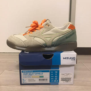 ミズノ(MIZUNO)のMIZUNO COURT SELECT SAY HELLO(スニーカー)