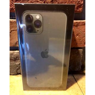 Apple - iPhone 11 Pro Max 香港版 デュアル SIM グリーン
