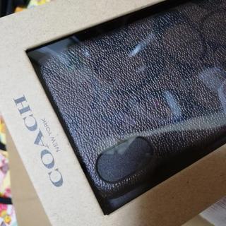 コーチ(COACH)のCOACH F27296 シグネチャー スマホケース☆正規品(iPhoneケース)