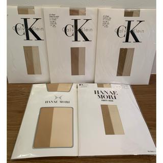 Calvin Klein - ブランドストッキング 5枚セット