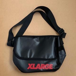 XLARGE - smart XLARGE ターポリン風ショルダーバッグ