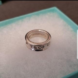 ティファニー(Tiffany & Co.)のティファニー ナローリング (リング(指輪))