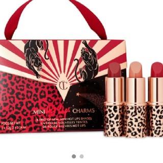 Sephora - CHARLOTTE TILBURY Mini Hot Lips Charms