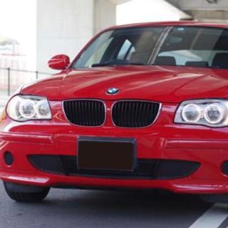 BMW - 女性に大人気!赤のBMWで秋のドライブ!116iを激安ご奉仕!車検長い