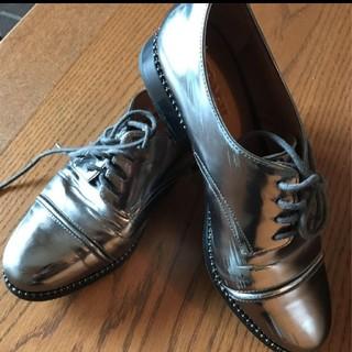 コーチ(COACH)のCOACHオックスフォードシューズ(ローファー/革靴)