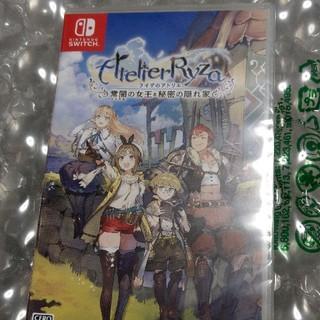 Nintendo Switch - ライザのアトリエ 〜常闇の女王と秘密の隠れ家〜 Nintendo Switch版