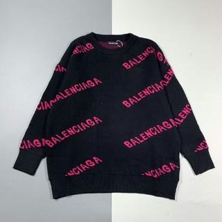 バレンシアガ(Balenciaga)のセール!!バレンシアガ BALENCIAGA ニット セーター 美品(ニット/セーター)