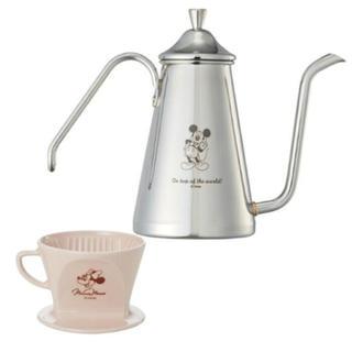 カリタ(CARITA)の カリタ ディズニー ドリッパー6点セット(コーヒーメーカー)