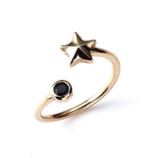 エナソルーナ(Enasoluna)のEnasoluna Twinkle ring(Star) エナソルーナ リング(リング(指輪))