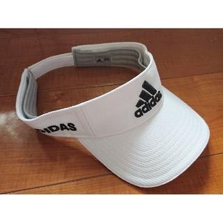 adidas - アディダスadidas ゴルフ サンバイザー