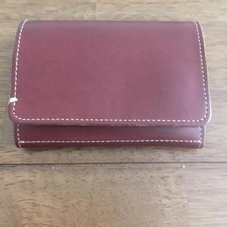 ツチヤカバンセイゾウジョ(土屋鞄製造所)の土屋鞄 二つ折り財布(折り財布)