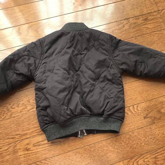 ZARA KIDS(ザラキッズ)のZARA ブルゾン  80 キッズ/ベビー/マタニティのベビー服(~85cm)(ジャケット/コート)の商品写真