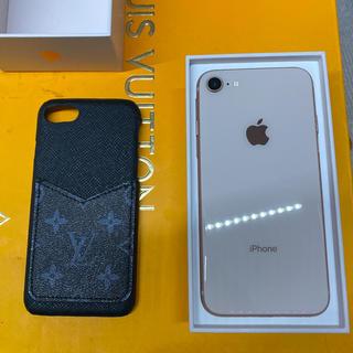 Apple - ☆極美品☆iPhone8 64GB SIMフリー 保証付き ケースおまけ