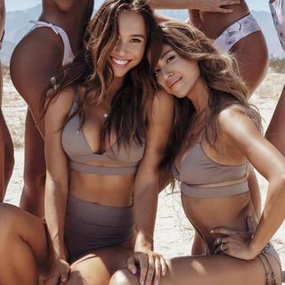 ALEXIA STAM - alexiastam bikini cocoa
