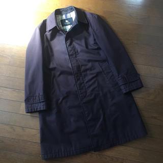 バーバリーブラックレーベル(BURBERRY BLACK LABEL)のバーバリーブラックレーベル☆ステンカラーコート(ステンカラーコート)