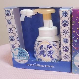 Disney - ディズニーリゾート ミッキー ハンドソープ 2種類