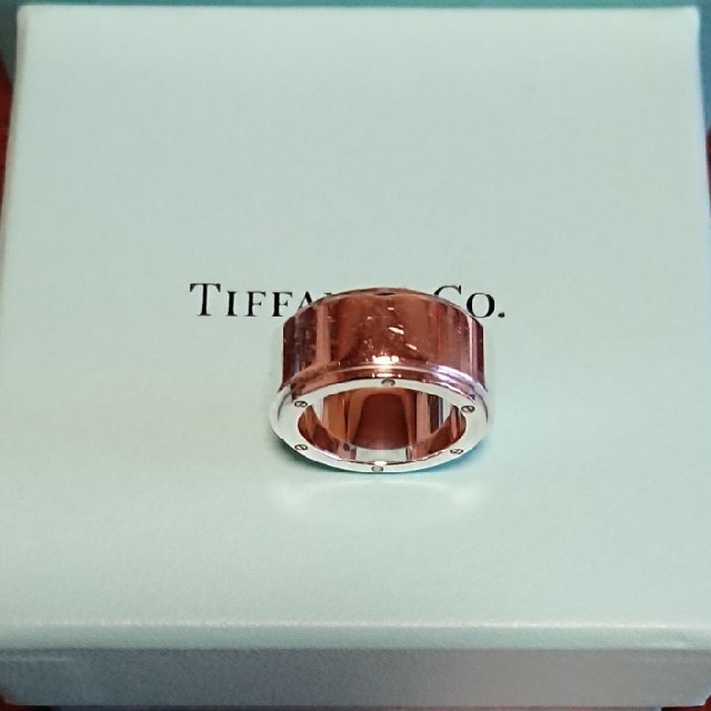 Tiffany & Co.(ティファニー)のティファニー ネジモチーフリング メンズのアクセサリー(リング(指輪))の商品写真