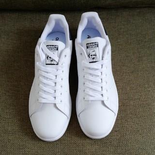 アディダス(adidas)のアディダス スタンスミス 黒 29.5cm(スニーカー)
