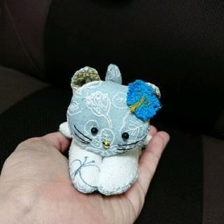 mina perhonen - ミナペルホネン猫の洗濯バサミ☆ハンドメイド