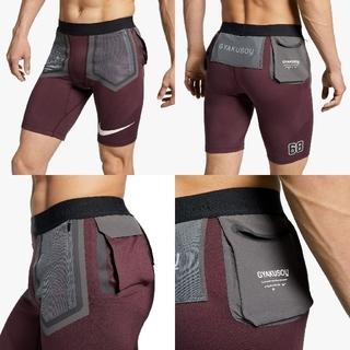 アンダーカバー(UNDERCOVER)の新品NIKE Gyakusou XLサイズ Helix Short  Pants(ショートパンツ)